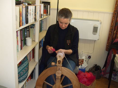 Lindsay spinning
