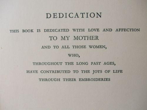 Loving dedication