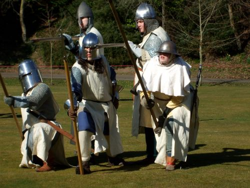 Knights of Monymusk