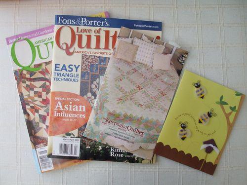 Lovely magazines