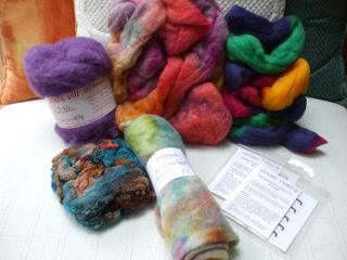 Felting goodies
