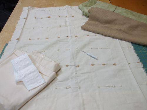 Cushion fabrics