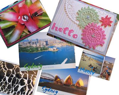 Lee's postcards