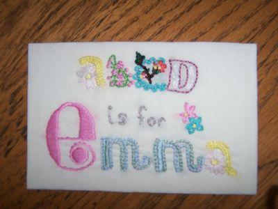 Judi's postcard