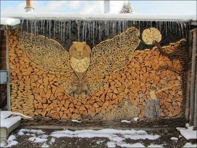 Owl logs